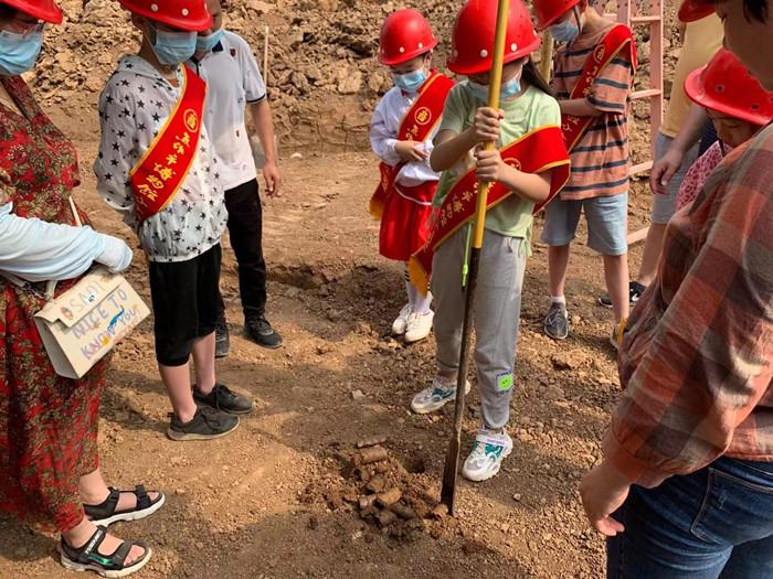 """实践出真知 考古初体验 ——焦博2021年""""文化和自然遗产日""""主题活动"""