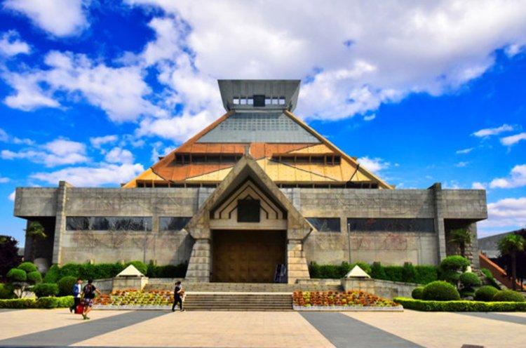河南博物院上榜全国十大线上本地预订人气景区