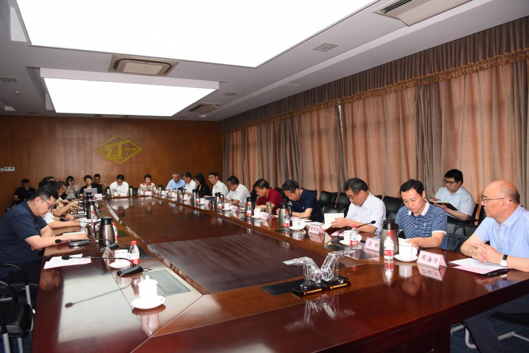 省政府国资委组织省管企业外部董事赴郑煤机集团参观调研
