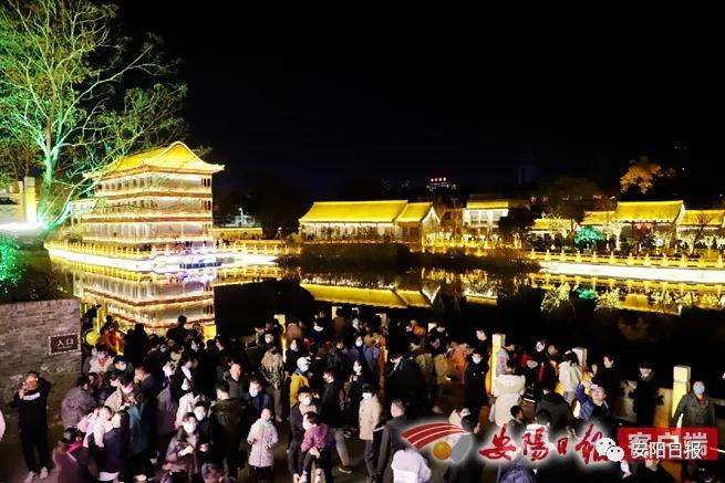 新春佳节喜迎开门红<br>安阳市文游市场强势复苏