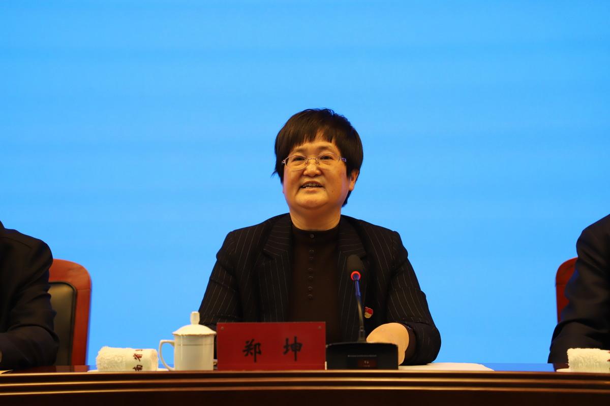 省委第三巡视组向退役军人厅反馈巡视情况赵宏宇主持会议并作表态讲话