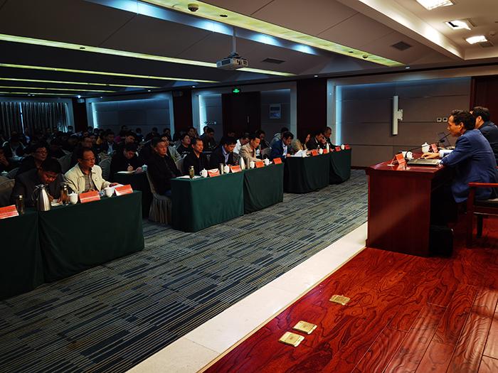 河南省第一次全国自然灾害综合风险普查业务培训班在郑州举行