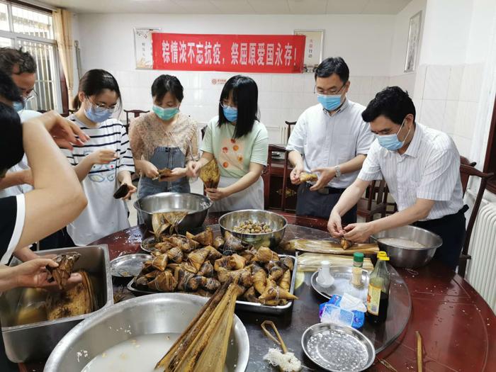河南省应急管理厅组织开展端午节主题活动