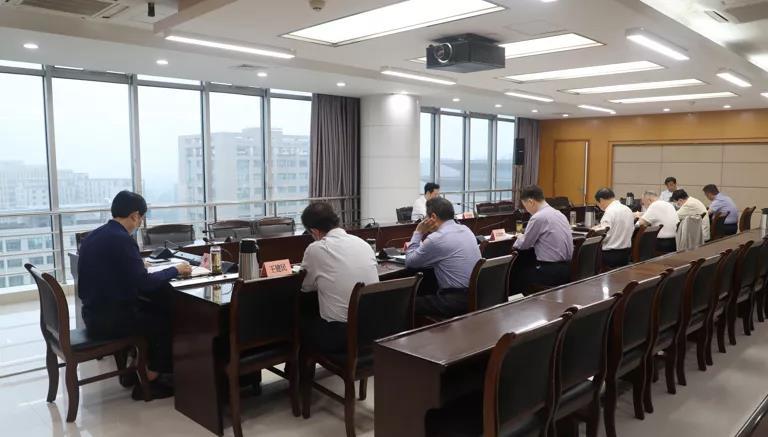 省自然资源厅党组理论学习中心组举行马克思主义哲学专题集中学习研讨