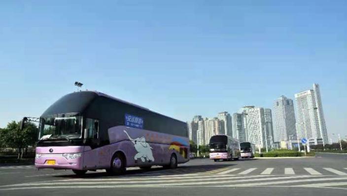 郑州到伏羲山大峡谷、三泉湖、红石林旅游直通车明日开通