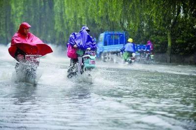 暴雨袭城,速看这份安全提醒!