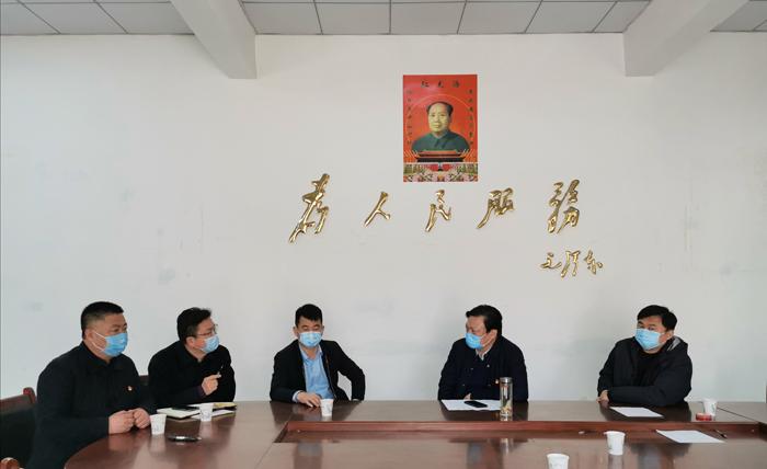 """商丘市應急管理局深入開展""""三·五""""基層工作日活動"""