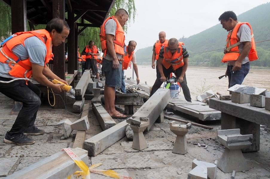 当特大暴雨灾害来临,河南文化和旅游行业抒写担当与大爱