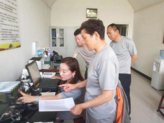 三门峡市人防办组织人防无线短波电台集中训练