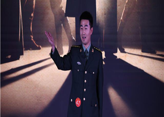 获奖感言(八路军驻洛办事处纪念馆  栾少鹏)