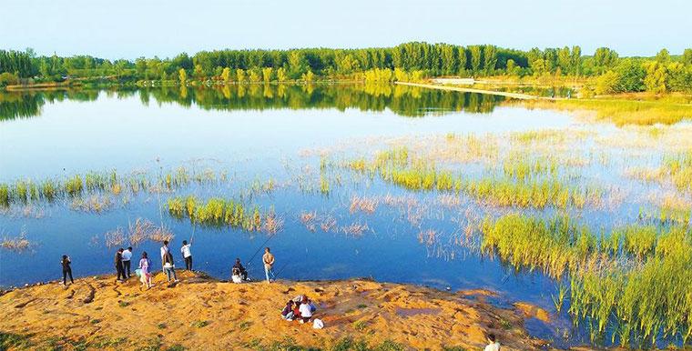 讓黃河成為造福人民的幸福河