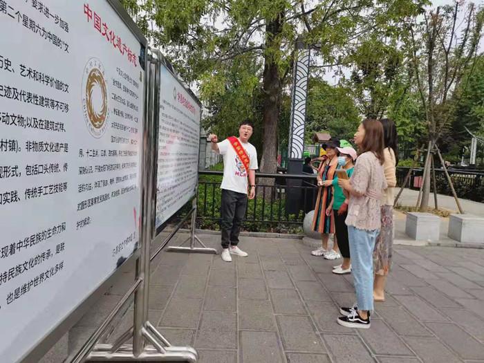 许昌市举办系列文物宣传展示活动