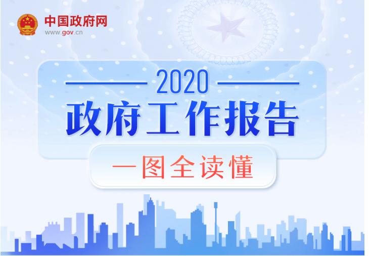一图读懂2020年《政府工作报告》