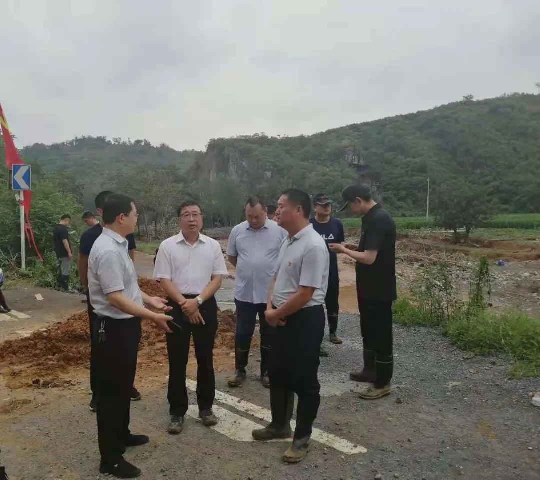 張興遼:始終把人民群眾生命安全放在第一位 扎實做好地質災害防治工作