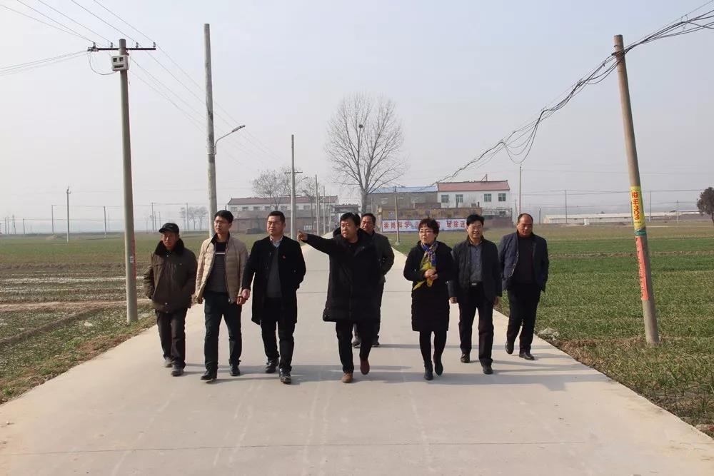 """扎根孔庄村的""""老农民""""—记开封市审计局扶贫工作队队长路国岭"""