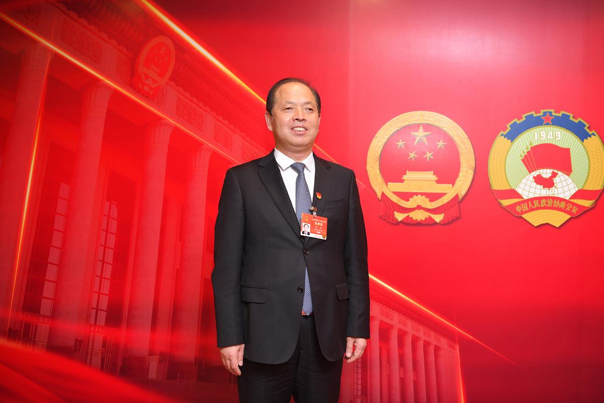 全国人大代表、三门峡市市长安伟:奋勇争先 勇创新局 坚定不移建设省际区域中心城市