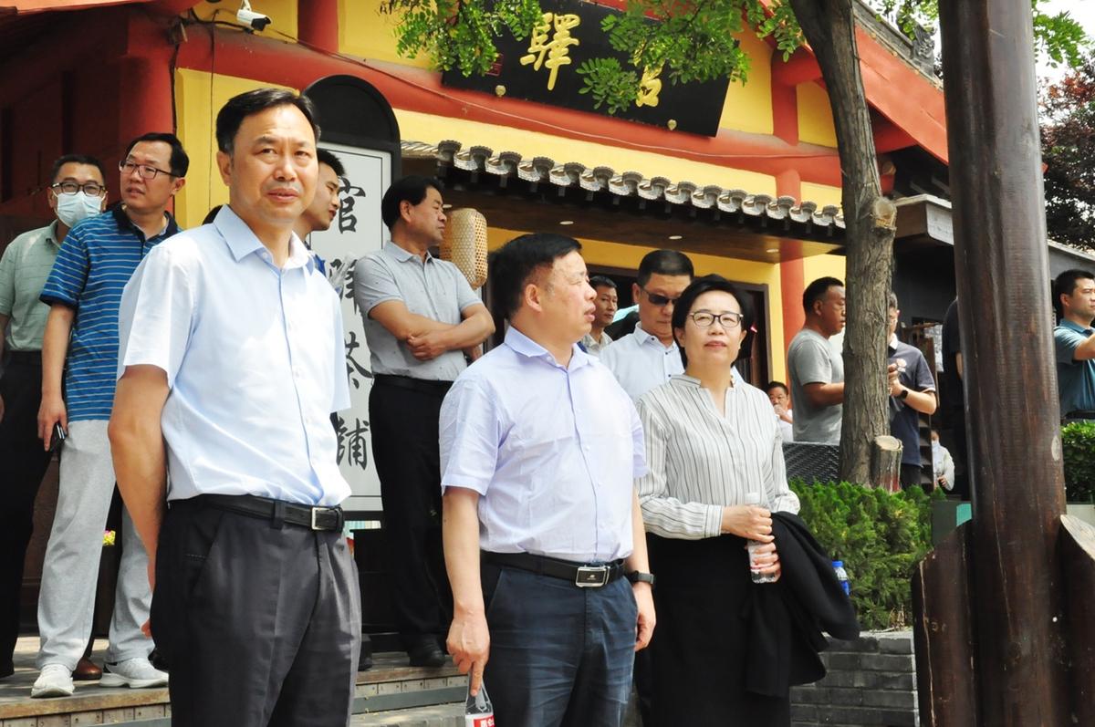 全省文化和旅游安全生产推进会在开封召开
