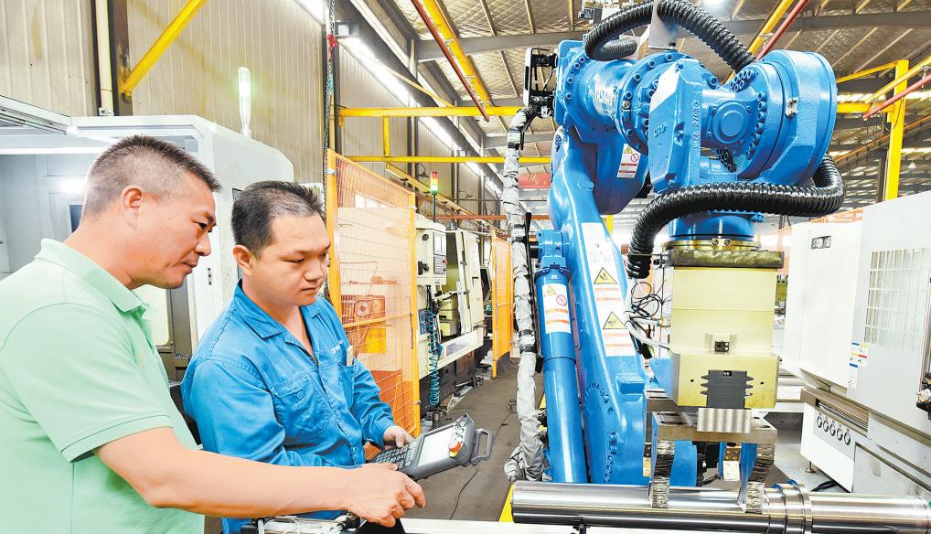 智能助力产业发展