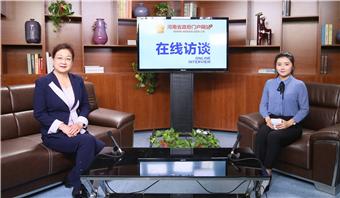 河南省信访局副局长姜晓萍谈全省信访工作情况