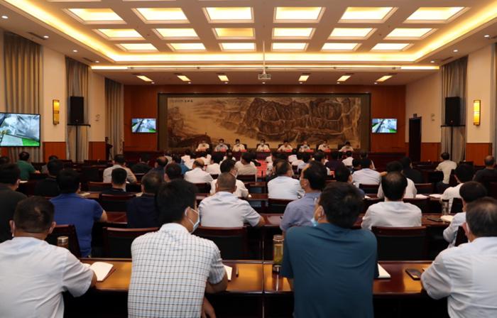 """河南省应急管理系统开展义马气化厂""""7·19""""重大爆炸事故以案促改警示教育"""