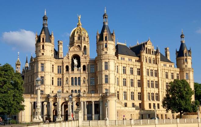 Schwerin, a City Rich at Heart