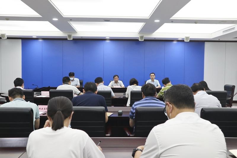 省药品监管局召开创建省级卫生先进单位动员会