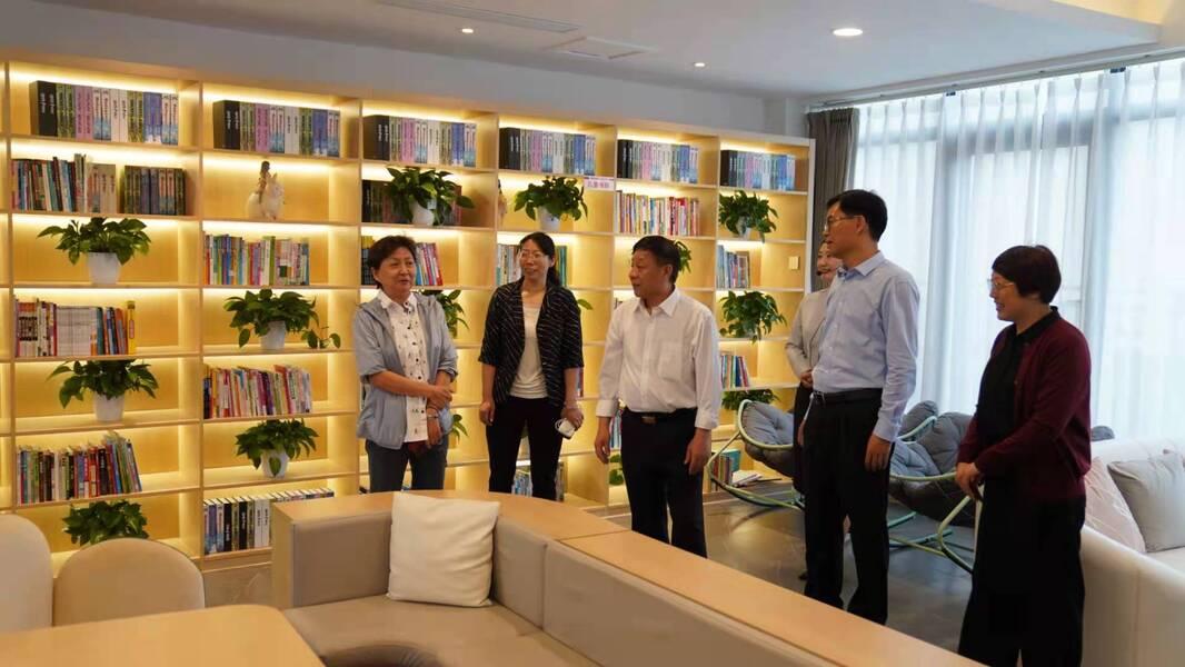 河南舞钢市:公共文化与山水林城融合发展