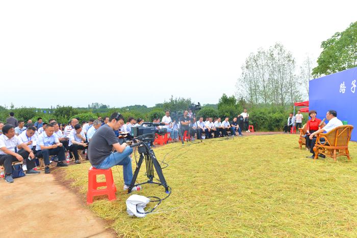 """图/文:省林业局第三期""""两山""""大讲堂在光山举办"""