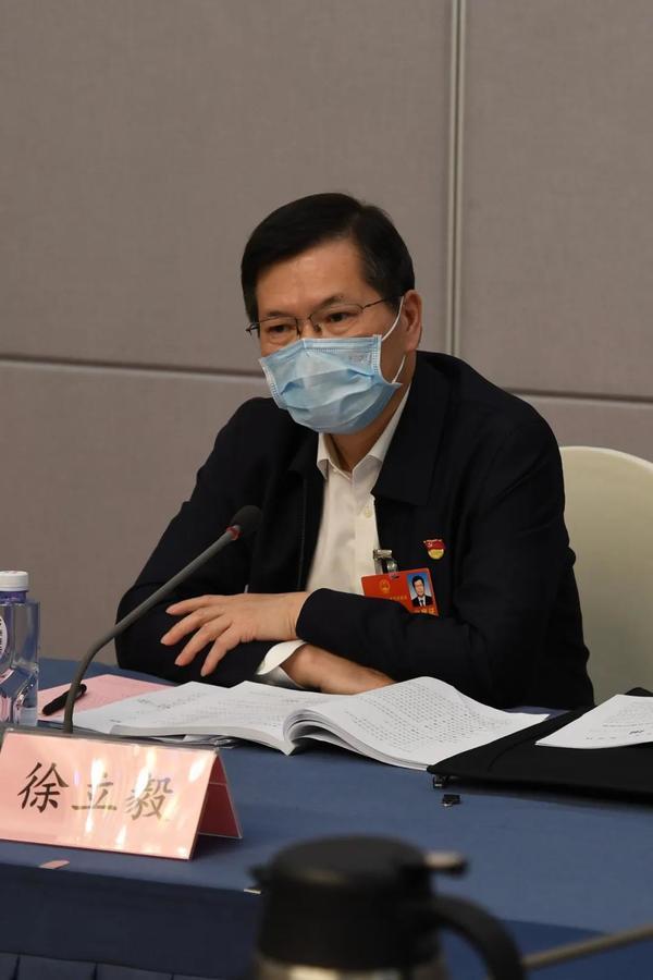 全国人大代表徐立毅:郑州要在落实黄河战略中担当使命走在前头