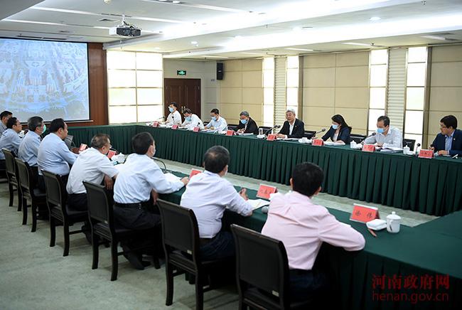 """尹弘到郑州大学调研""""双一流""""建设:把河南的教育尤其是高等教育办好"""
