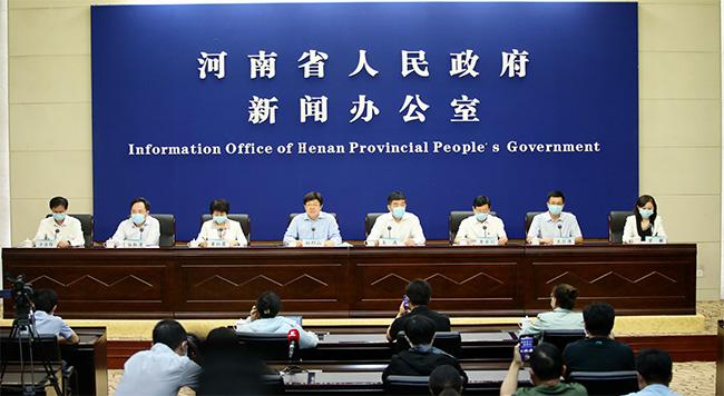 河南省新冠肺炎疫情防控第六十三場秋季開學疫情防控專場新聞發布會