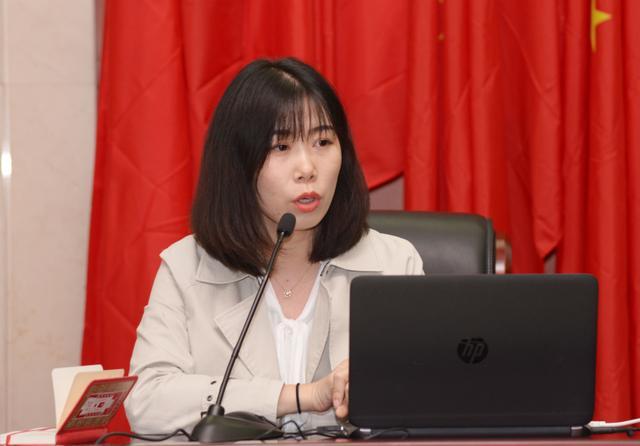 省文化和旅游厅举办网络舆情工作培训会议