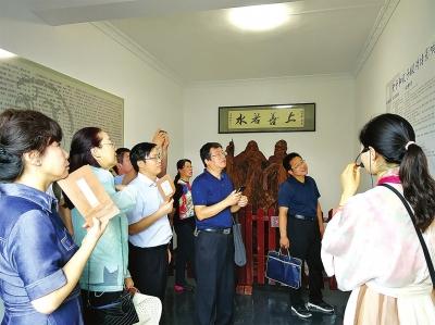 《河南日报》豫东崛起,打造老庄元典文化旅游区新高地