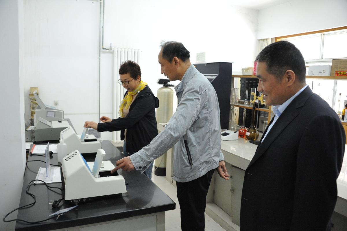 河南省林科院深入开展防灾减灾工作