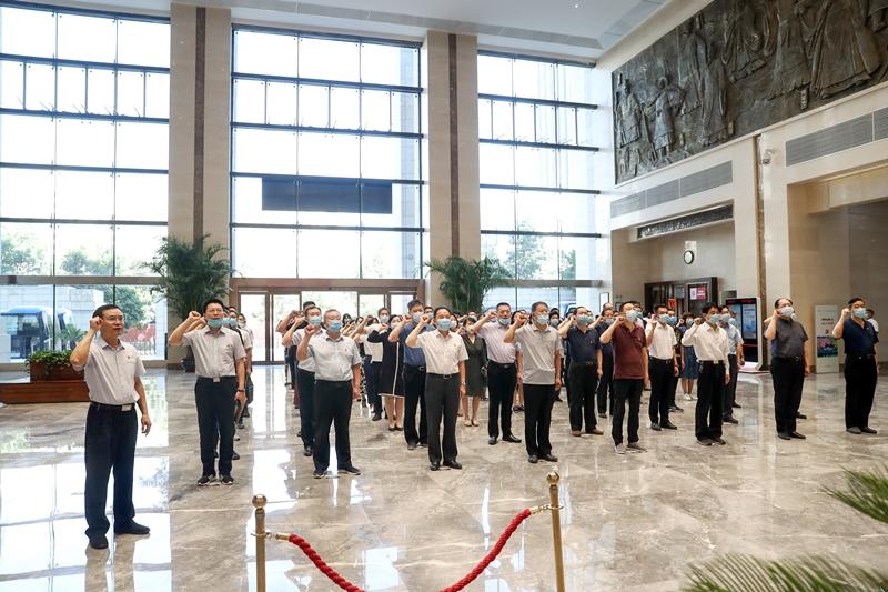 省药监局组织党员干部 到河南廉政文化教育馆参观学习
