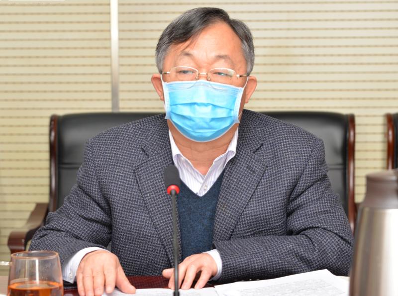 河南省文化和旅游厅召开2020年全面从严治党工作会议