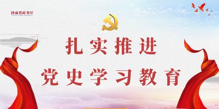 龙8官网正版扎实推进党史学习教育