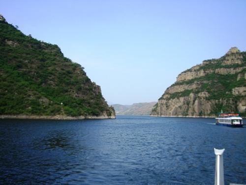 小浪底(濟源)黃河三峽