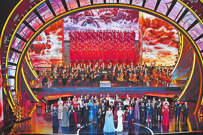 中原星光 照亮梦想 2020年中国金鸡百花电影节(第35届大众电影百花奖)闭幕