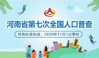 河南省第七次全国人口普查