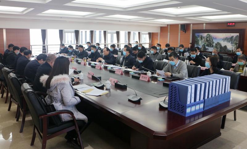 省依法行政第六考核组实地考核<br>省工业和信息化厅2020年度依法行政工作