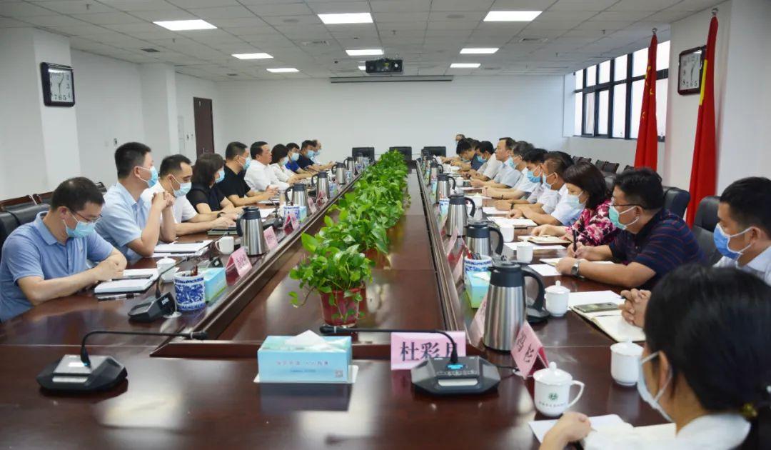 王仲田:瞄准重大课题 突出精准治污 提升生态环境和气象部门合作水平