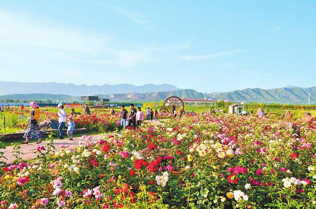 """河南省構建""""一帶一核三山五區""""文化旅游發展布局"""