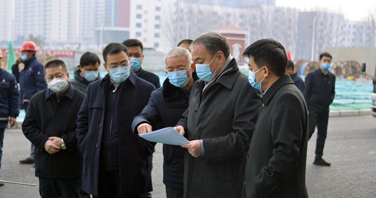 马健厅长赴河南对外经济贸易职业学院调研指导工作