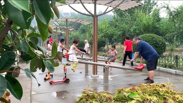 省北京pk10 中心:打造暑期少儿北京pk10 运动乐土