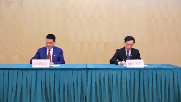 河南省政府携手北京儿童医院,共同打造国家儿童区域医疗中心!
