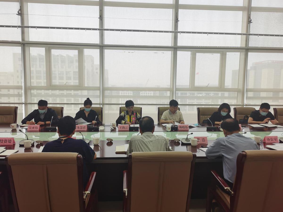 省委依法治省办调研组赴省发改委开展法治建设专题调研