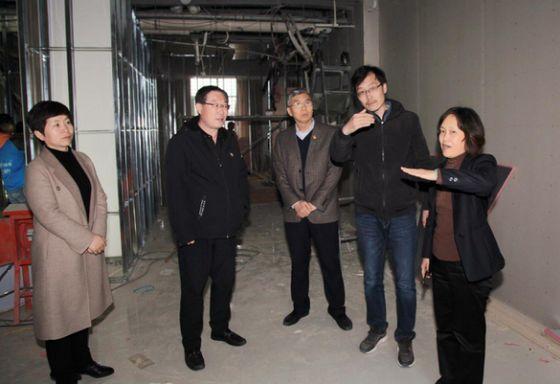 鹤壁市人防办组织深入一线调研宣教体验中心建设
