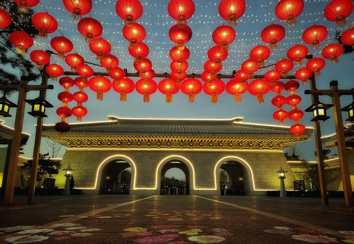本地游客唱主角 春节旅游人气旺
