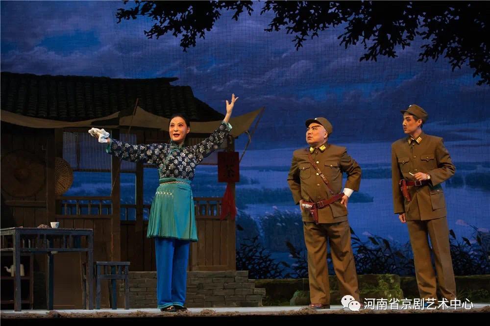 """河南省京剧艺术中心2020年""""舞台艺术送基层"""" 演出活动启动"""